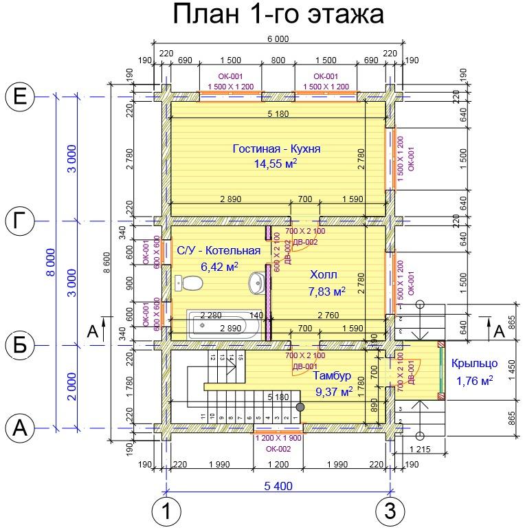 Проект АК-74.