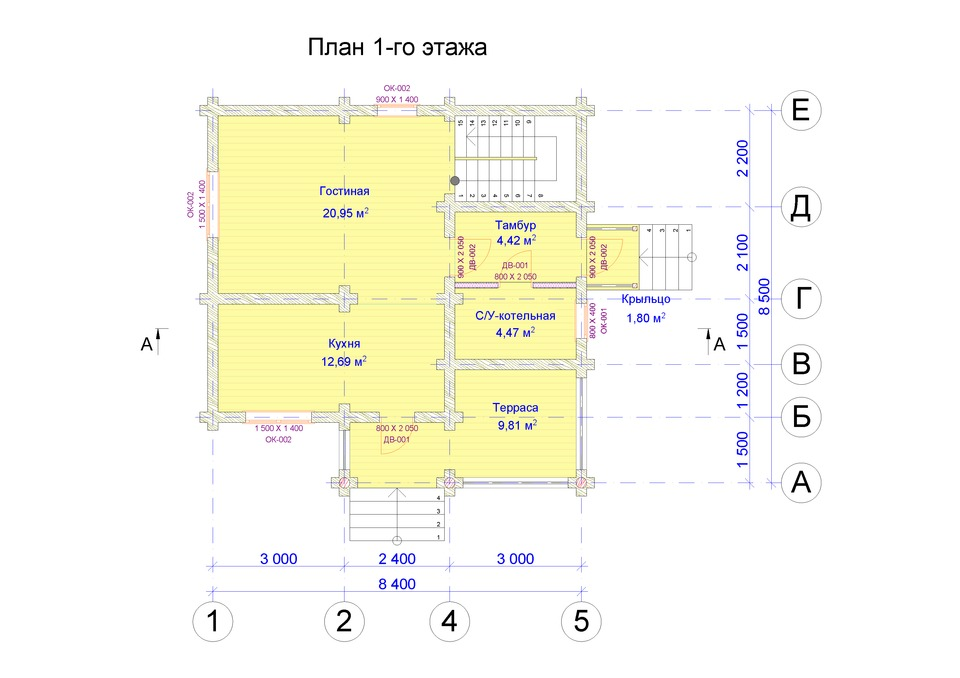 Проект АК-99.